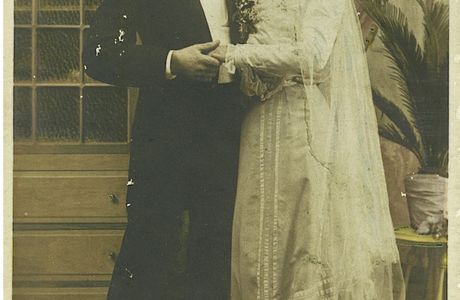Petit partage d'image : promesse de mariage...