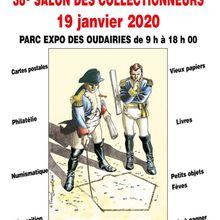 Salon des collectionneurs à La Roche-sur-Yon 85 philatélie cartophilie