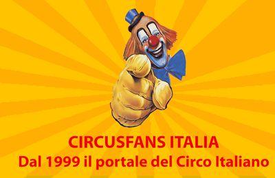 Connaissez-vous Circusfans Italia, le portail du cirque italien?