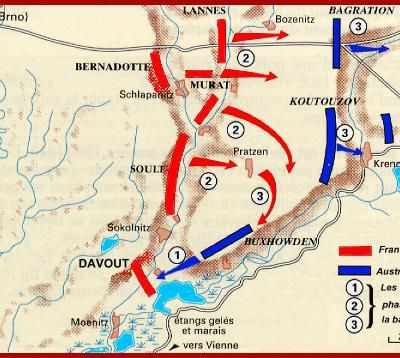 2 décembre 1805 - Napoléon triomphe à Austerlitz