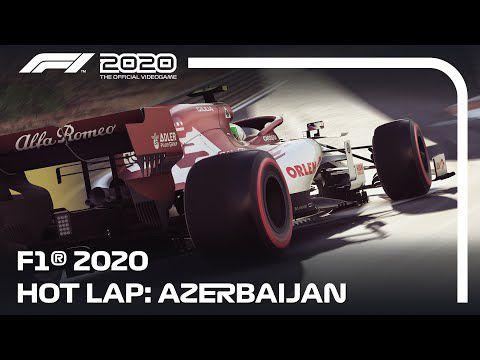 [ACTUALITE] F1 2020 - Le tour de chauffe de Bakou