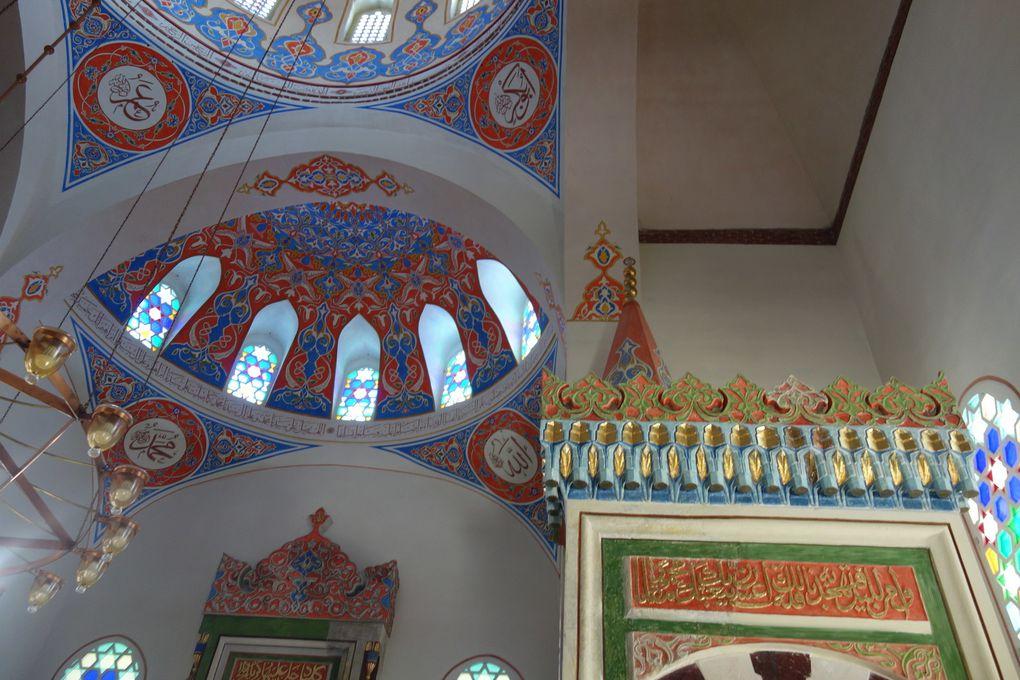 Mosquée de Fehrat-pacha, à Banja Luka.