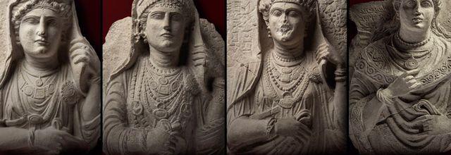 """""""Les visages oubliés de Palmyre"""",  enquête archéologique captivante ce soir sur ARTE (vidéo)"""