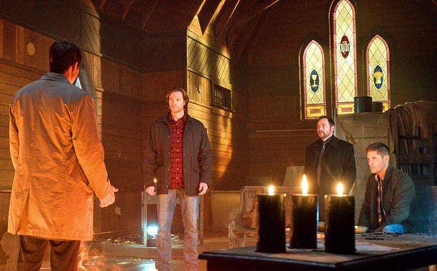 Critiques Séries : Supernatural. Saison 11. Episodes 17 et 18.