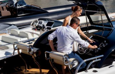 The Monaco Yacht Show launches the Tenders & Toys on Quai Antoine Ier