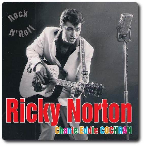 Album - Ricky-Norton-a-la-Bergerie