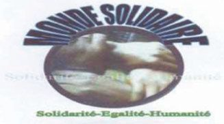 "L'association "" Monde Solidaire """
