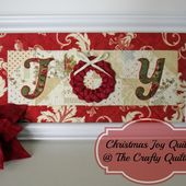 Christmas Once a Month: February - The Crafty Quilter
