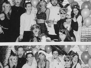 Photos: Justin Timberlake à l'anniversaire de Taylor Swift