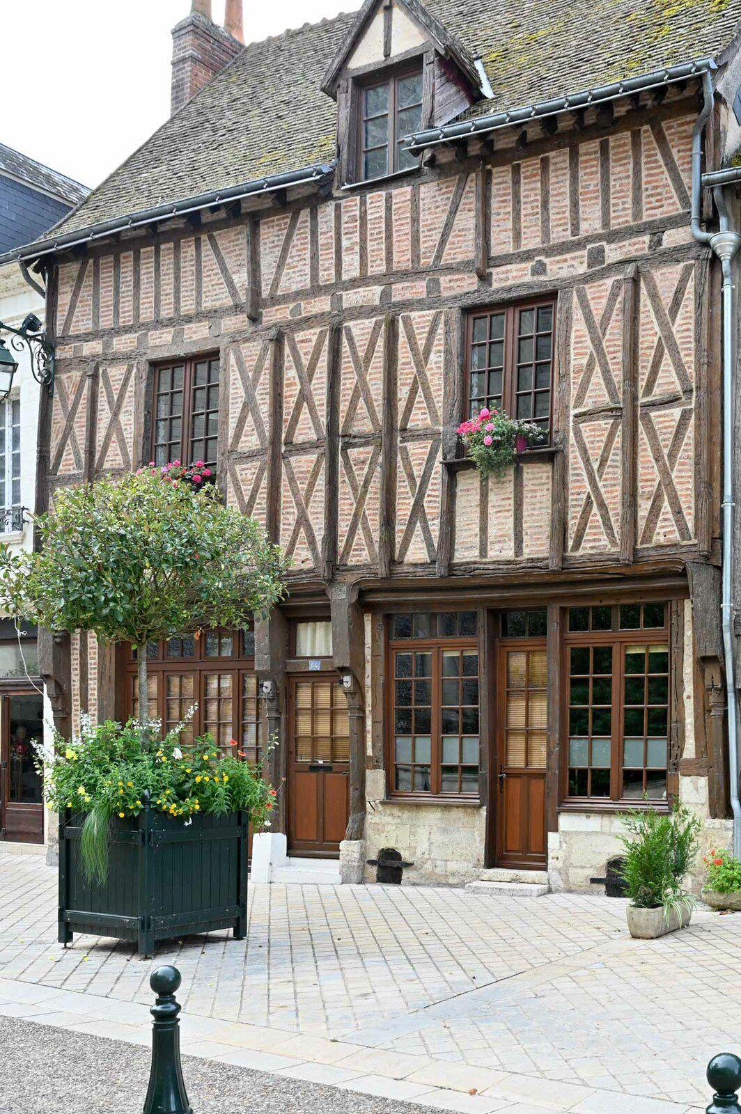 AMBOISE : Le Clos de Lucé - Ultime résidence de Leonard de Vinci