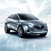 Concept-cars: Buick Envision