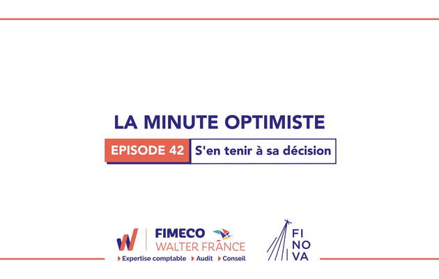 La Minute Optimiste - Episode 42 !