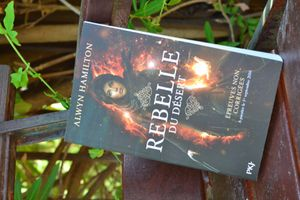 """Rebelle du désert"" de Alwyn Hamilton"