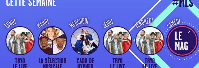 """Le programme de """"Monte le son"""" du 28 novembre au 2 décembre sur France 4"""