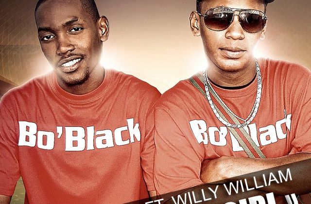 [AFRO]K-MELIA STYLE Feat WILLY WILLIAM-HEY GIRL-2011