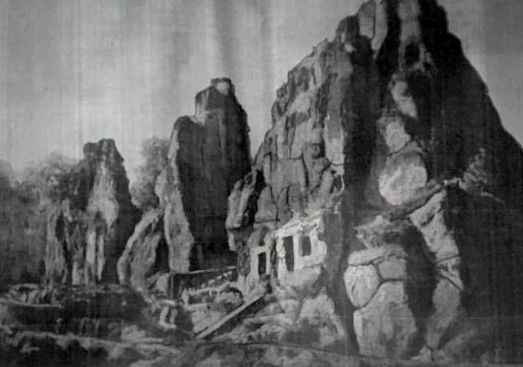 La Tombe de Rosenkreutz