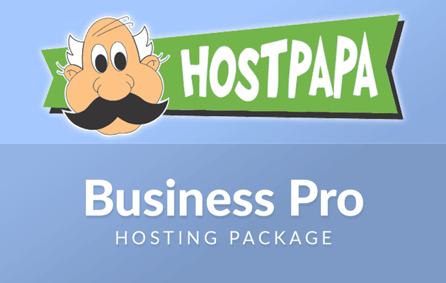 HostPapa's optimized for WordPress web hosting