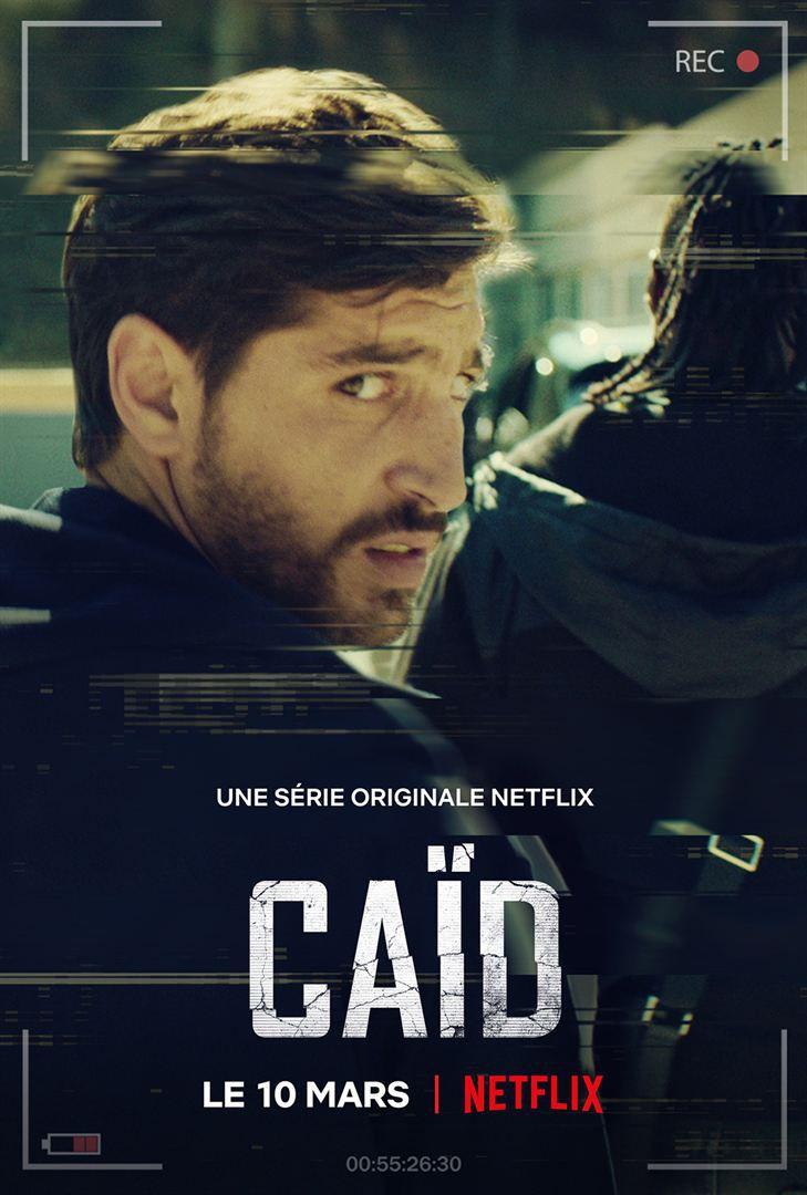 Caïd (Saison 1, 10 épisodes) : crie Ara et le réal détale