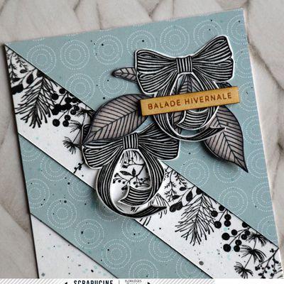 Nouvelle mise à jour, collection Oh winter de Florilèges Design