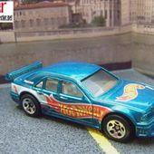MERCEDES C-CLASS HOT WHEELS 1/64 CLASSE C - car-collector.net