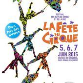Programme fête du cirque 2015