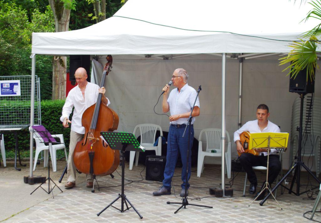 La fête de la Musique 2021 au Mesnil-le-Roi