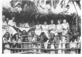 Imágenes de la Guinea Española.- El Muni.