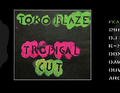 Showcase de l'album 'Tropical cut' de Toko Blaze
