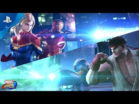 Marvel vs Capcom Infinite, le trailer !