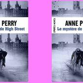 Anne Perry : Le mystère de High Street (Ombres Noires, 2014) - Le blog de Claude LE NOCHER