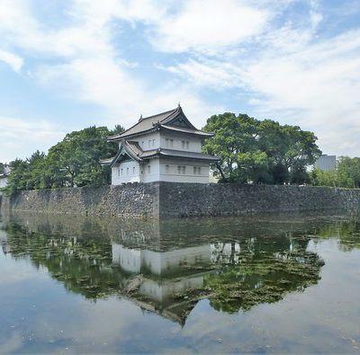 Tokyo (5) ... Aux environs de Shibuya et une finale au Palais impérial
