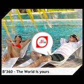 B'360, votre média immersif à base de contenus sphériques pour chaque scène de la vie - B'360