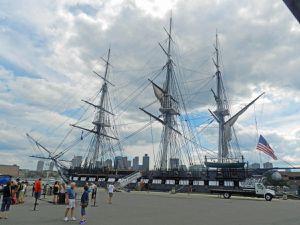 L'USS Constitution
