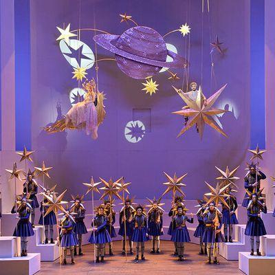 ERCOLE AMANTE- Opéra Comique