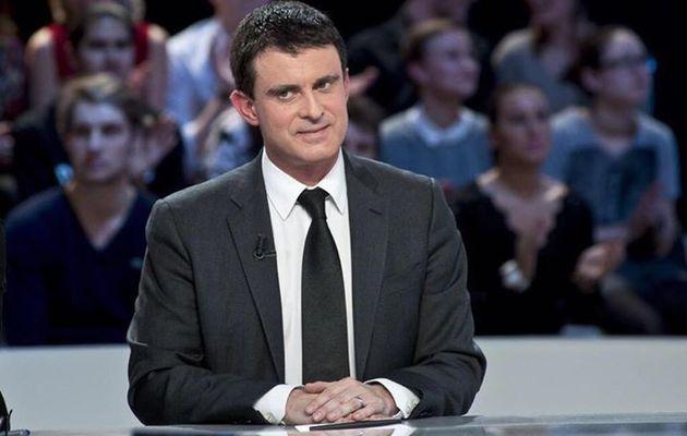 Manuel Valls invité du Grand journal lundi sur Canal+