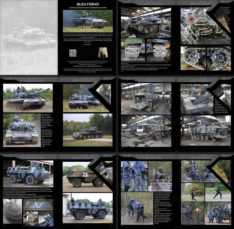 Diaporama : 4 photos de présentation du livret n° 12