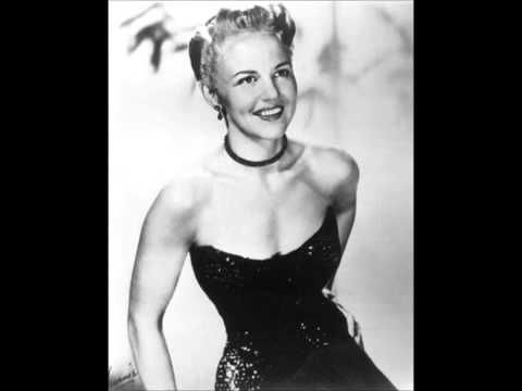 Peggy Lee - It's A Good Day