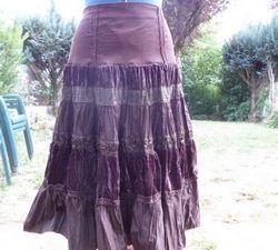 Deux jupes pour une