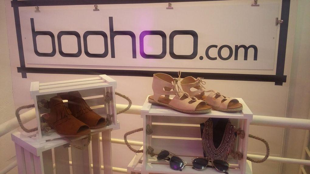 Soirée Presse au Pop Store Boohoo