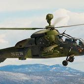 Il y a 30 ans l'Eurocopter Tigre réalisait son premier vol. - avionslegendaires.net