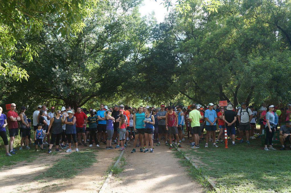 Lonehill Parkrun (31.12.2016). Correre Parkrun in Sud Africa, nell'ultimo giorno dell'anno