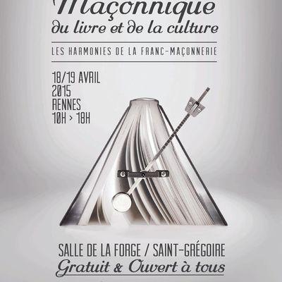 Bilan du salon 2015 : Les Harmonies de la Franc-Maçonnerie