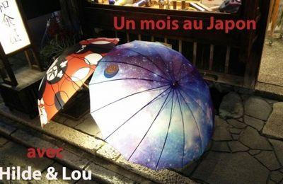 Challenge « Un mois au Japon » - Avril 2017