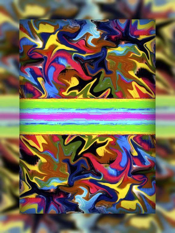 Digital - Art mit neuen Perspektiven von Runa Zumara © 2012