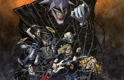 DC Comics DARK NIGHTS: DEATH METAL (Juanjo Guarnido)