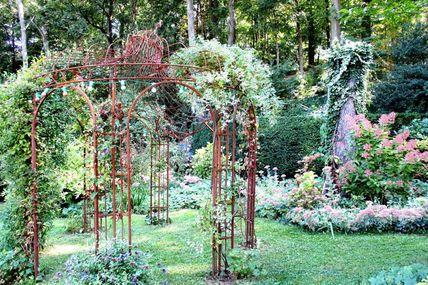 Le jardin de la Belle-Allemande