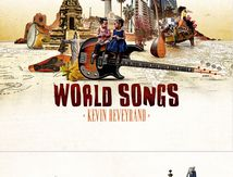 "Artwork Album ""World Songs"" Kevin Reveyrand"