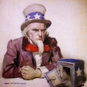 La dette totale des États-Unis atteint un nouveau record de près de soixante mille milliards de dollars