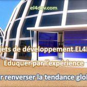 Changer le monde EL4DEV - Eduquer par l'expérience Méditerranée Europe Maroc France Afrique