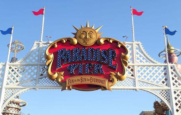 Paradise Pier, Disney California Adventure